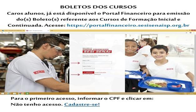 Portal SENAI-SP - José Polizotto